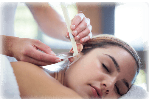 Ear Candling is an old, time tested remedy for many ear problems.